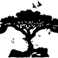 arbre de rubin arbre animaux.jpg Télécharger fichier STL arbre rubin • Objet pour impression 3D, kholas