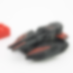 rhino_assembly.STL Download free STL file Cybran T2 Rhino tank • Object to 3D print, Steyrc