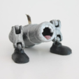 Download free STL file Carnivorous cannon • 3D printable design, Steyrc