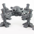 Download free 3D printing models Tetratankoped, Steyrc