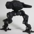 Download free STL file Goshawk mech • Design to 3D print, Steyrc