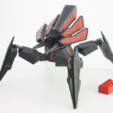 Free 3d printer designs Cybran T1 Assault Bot - Mantis, Steyrc