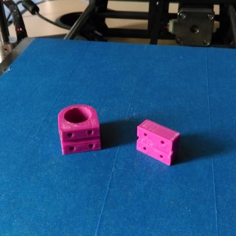 Descargar archivo 3D gratis bague de jambe de train bf 110, stuka87b