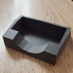 Download free STL file Alarm Clock Holder • 3D print object, Zonio3D