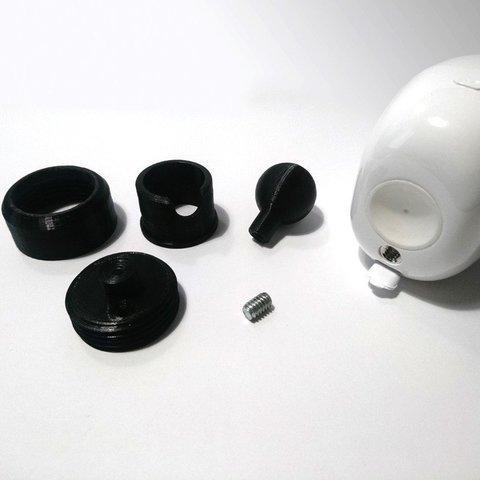Download free 3D printing templates Arlo Pro Mount, MatsErik