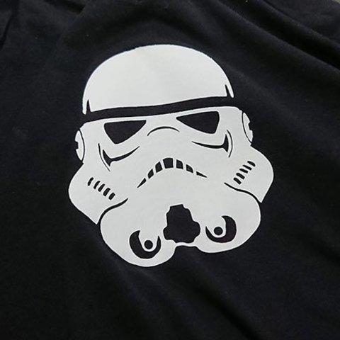 Télécharger fichier STL gratuit T-shirt Stormtrooper • Plan à imprimer en 3D, MatsErik