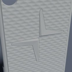 Download free 3D printing files [Volvo] Polestar case for Sony Xperia XZ Premium, MatsErik