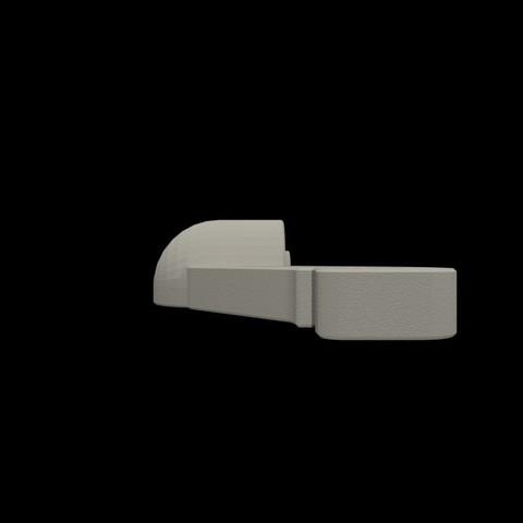 resize-render-right-spool-holder-11.jpg Download free STL file Quick change filament holder • 3D print design, TheJimReaper