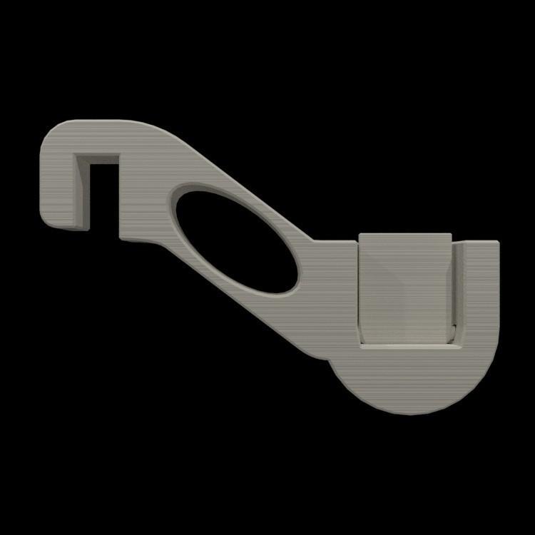 resize-render-right-spool-holder-15.jpg Download free STL file Quick change filament holder • 3D print design, TheJimReaper