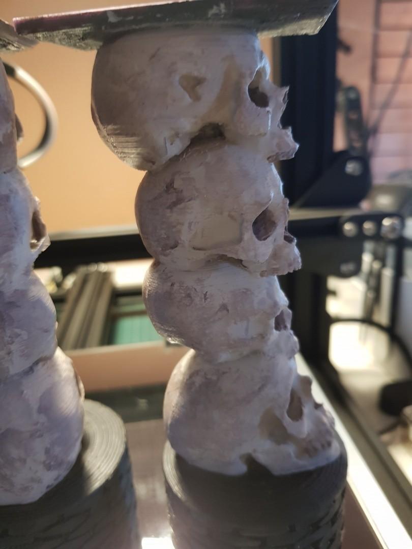 resize-20180227-110103-1.jpg Download free STL file CR-10 Skull Legs • 3D printable template, TheJimReaper