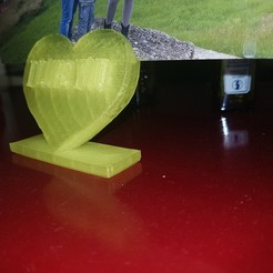 Download free 3D printer templates photo support, 3dced