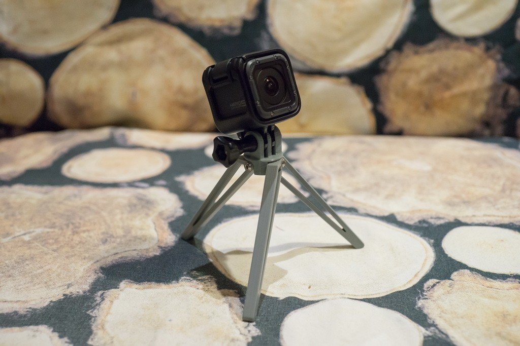 DSC05736.jpg Download free STL file GoPro foldable tripod • Template to 3D print, krakow_marcin