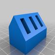 Download free 3D printer templates Pendrive Holder, PedroSchamann
