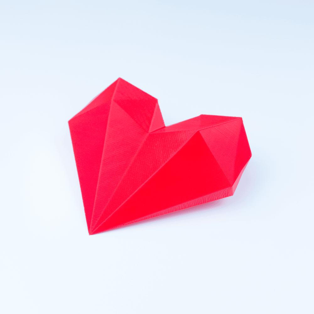 polygon_heart-1.png Download free STL file Polygon Heart • 3D printer object, antoine_taillandier_studio