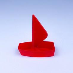 Télécharger fichier imprimante 3D gratuit KIDS BOAT, antoine_taillandier_studio