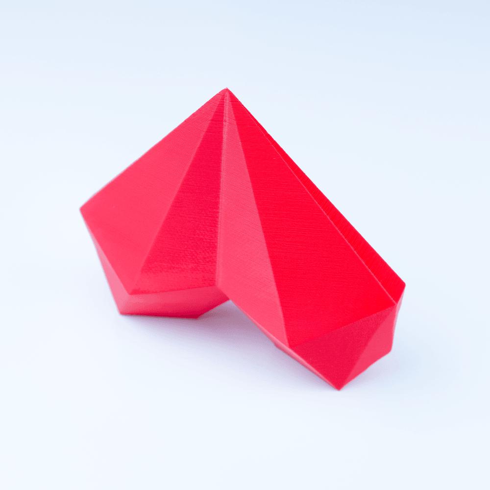 polygon_heart-3.png Download free STL file Polygon Heart • 3D printer object, antoine_taillandier_studio