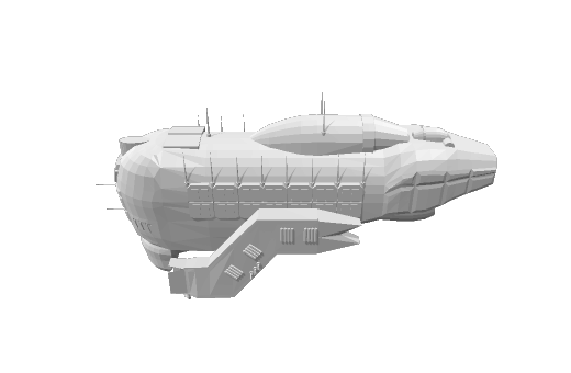 Event Horizon front_170502_193954.png Download STL file Event Horizon remixed • 3D printable template, MarcusB