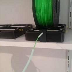 Télécharger objet 3D gratuit Guide fil pour support de bobine MMU2, Rio31