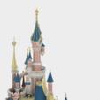 Details_3.png Download free STL file Chateau Disneyland Paris with Prusa MK2S MMU (Ed2) • 3D print model, Rio31