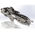 Download 3D printing designs Spacecraft No. 4, Rio31