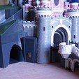 _3058321.JPG Download free STL file Chateau Disneyland Paris with Prusa MK2S MMU (Ed2) • 3D print model, Rio31