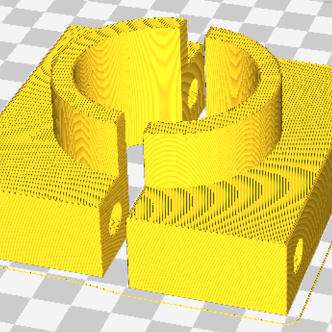 Download free 3D printing files Mounting rings for fork seal Ø 41, mig
