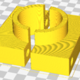 outil.PNG Download free STL file Mounting rings for fork seal Ø 41 • 3D printable object, mig