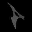 Download free OBJ file shuriken • 3D printable template, edgehug