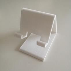 Archivo 3D soporte para teléfonos inteligentes gratis, edgehug