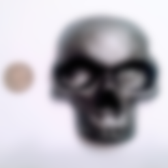 Download free STL file Skull, Thebrakshow