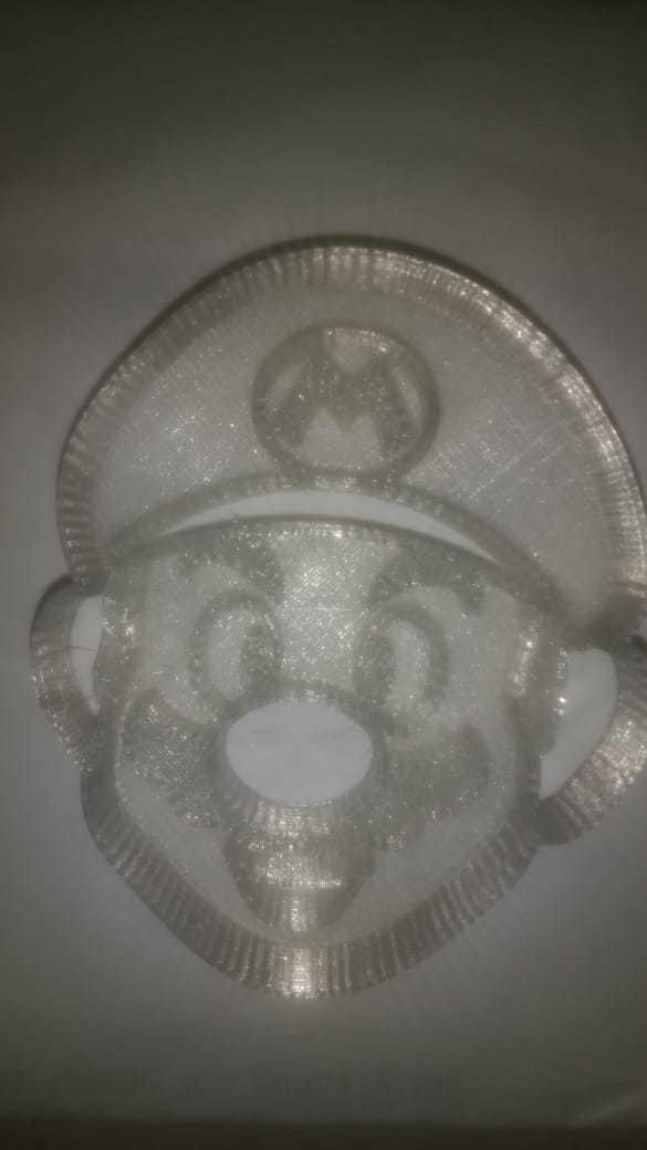 Mario foto.jpeg Download STL file Mario Bros. Luigi and Yoshi cookie cutter • 3D printing model, Chapu