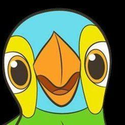 Zenon loro.jpg Download STL file Zenon parrot farm cookie cutter • 3D printable template, Chapu