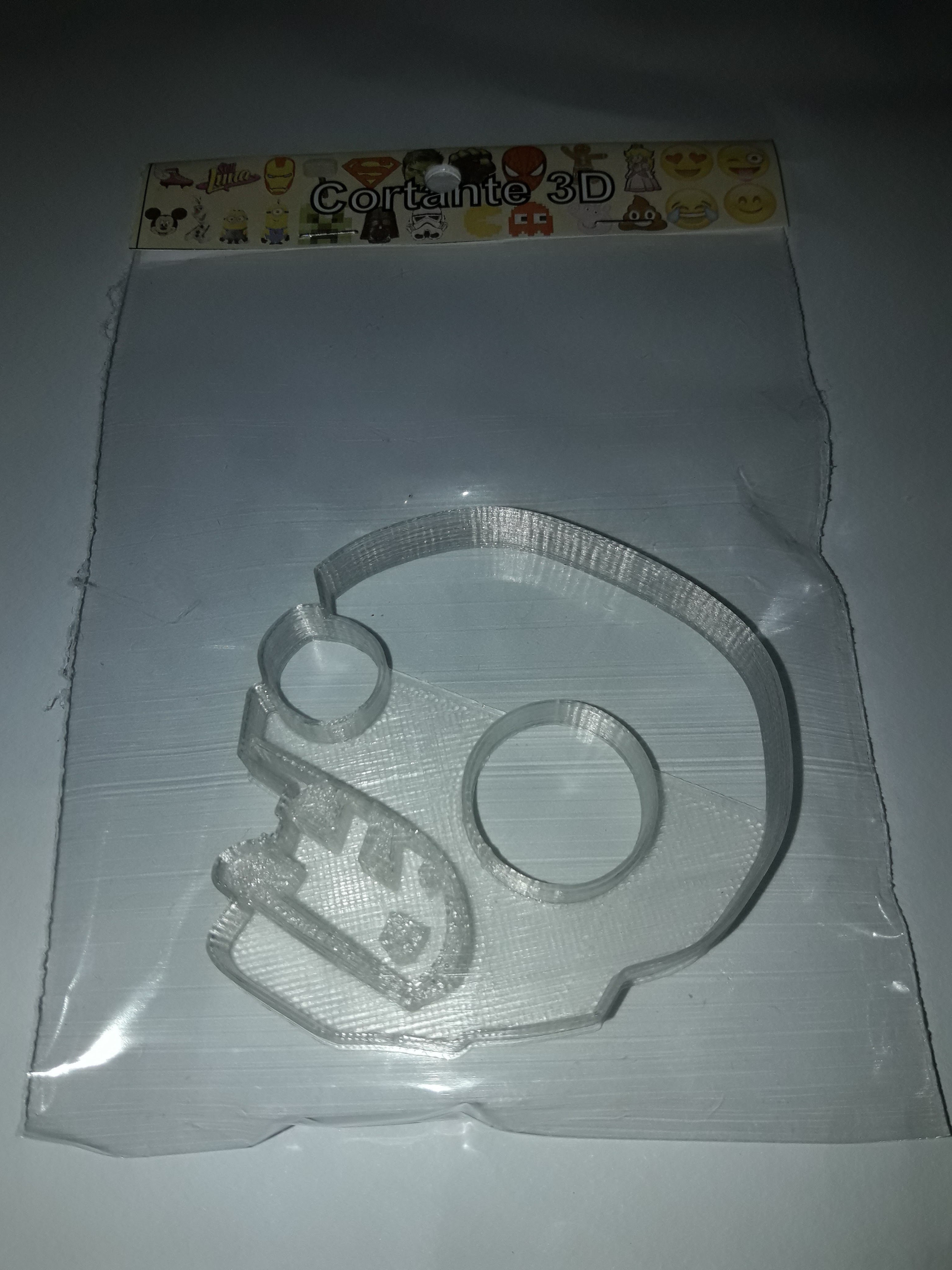 PvsZ.jpg Download STL file Plants vs Zombies cookie cutter • 3D printable template, Chapu