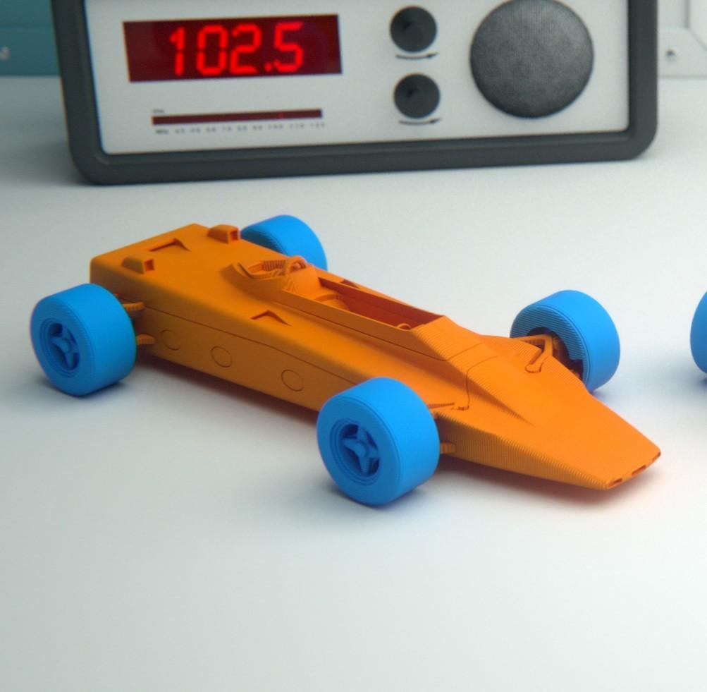 Cults 1.jpg Download free STL file Lotus 56B Turbine Formula 1 • 3D print model, guaro3d