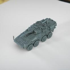 resin Models scene 2.481.jpg Télécharger fichier STL Boxer IFV CVR Military 8x8 véhicule version australienne • Modèle pour impression 3D, guaro3d