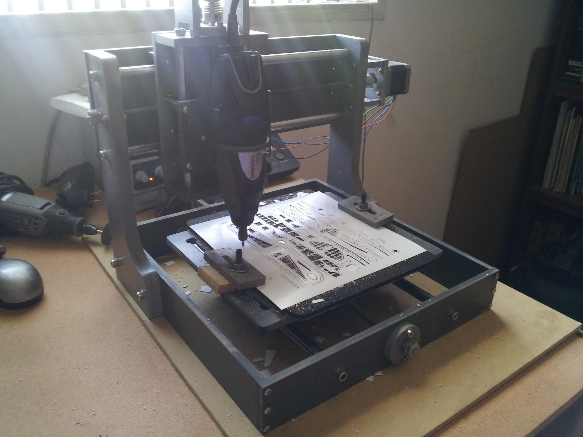 IMG_20120902_125617.jpg Download free OBJ file Piper Cub frame model (esc: 1/64) (No 3D print, CNC routing) • 3D print model, guaro3d