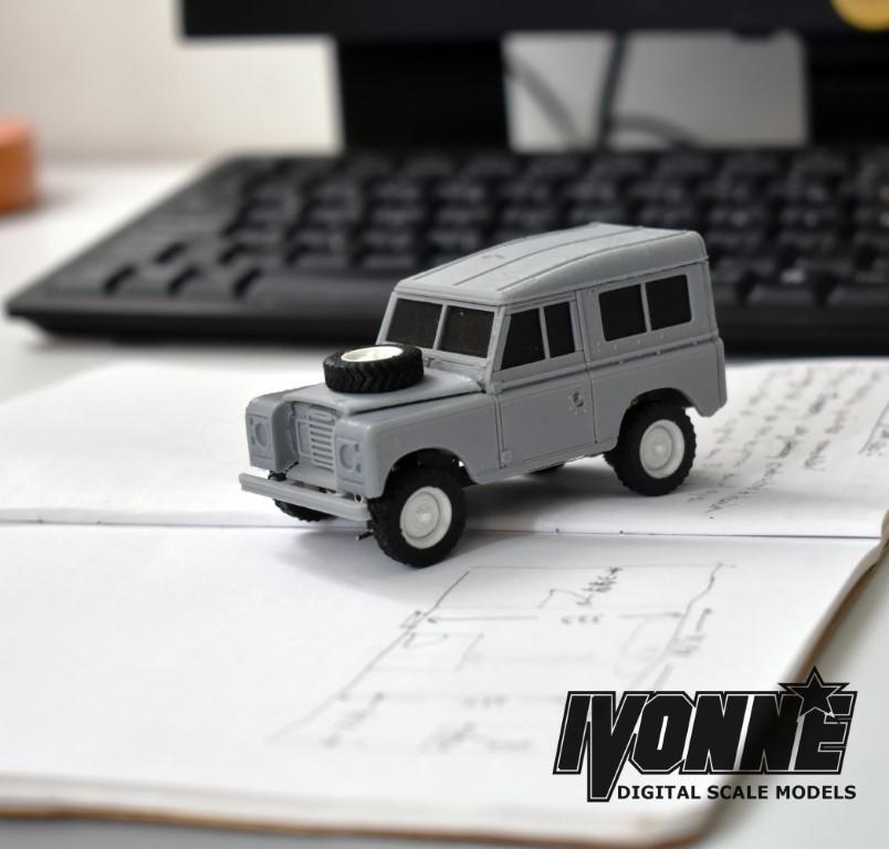 1/43 Land Rover