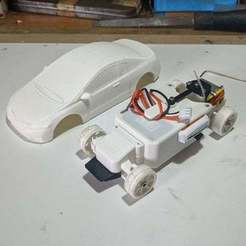 IMG_20200402_142200.jpg Download free STL file OpenZ v25 Chassis (1:28 RC) • 3D printing model, guaro3d