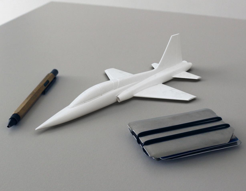 Capture d'écran 2017-04-25 à 19.34.55.png Download free STL file Easy to print T-38 Talon aircraft scale model (esc: 1/64) • Design to 3D print, guaro3d