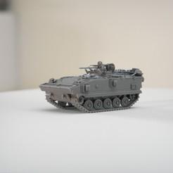 resin Models scene 2.522.jpg Download STL file AMX-10p IFV • 3D print design, guaro3d