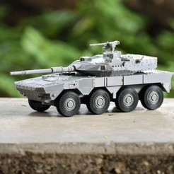 DSC_0056_2.jpg Download STL file Type 16 maneuver combat vehicle • 3D printing model, guaro3d