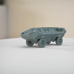 resin Models scene 2.477.jpg Télécharger fichier STL Condor APC • Plan pour imprimante 3D, guaro3d