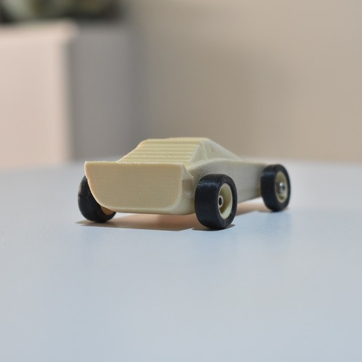 DSC_0236.JPG Télécharger fichier STL Voiture de sport en bois. FACILE À IMPRIMER • Plan pour imprimante 3D, guaro3d