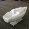 Free 3D model Sailboat Scale Model Esc: 1:43, based on Westerly Tiger 25, guaro3d