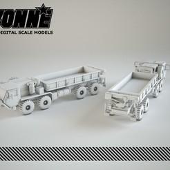 Descargar modelos 3D HEMTT Camión táctico de movilidad pesada expandida, guaro3d