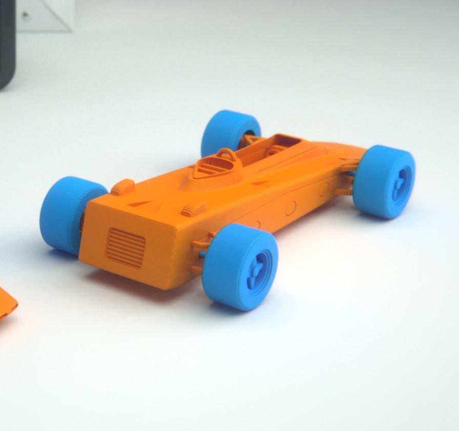 Cults 2.jpg Download free STL file Lotus 56B Turbine Formula 1 • 3D print model, guaro3d