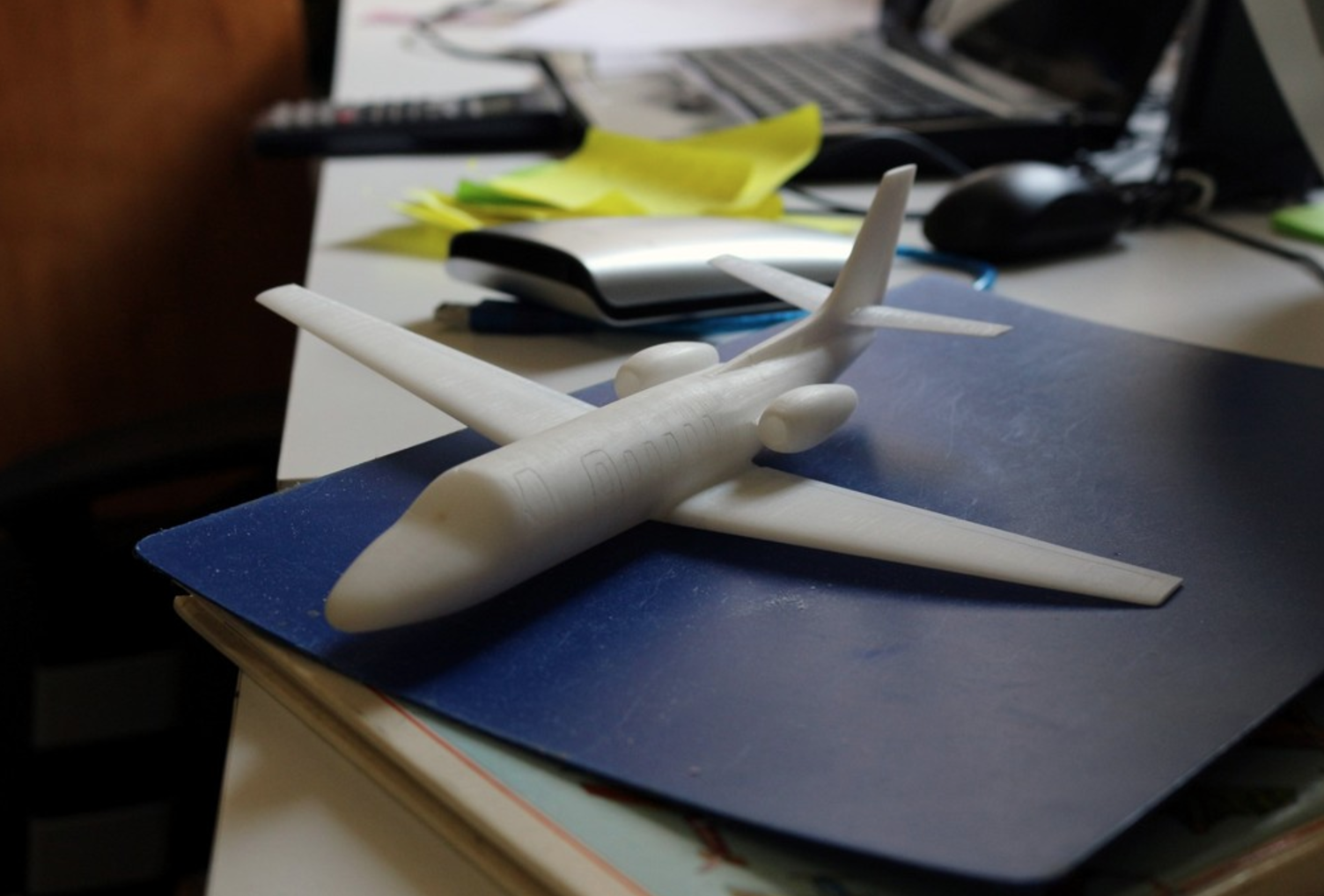 Capture d'écran 2017-04-25 à 19.13.18.png Download free STL file Easy to print Cessna Citation SII 1/64 aircraft scale model • 3D print template, guaro3d
