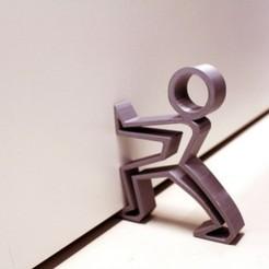 Imprimir en 3D Tope de puerta, valsant