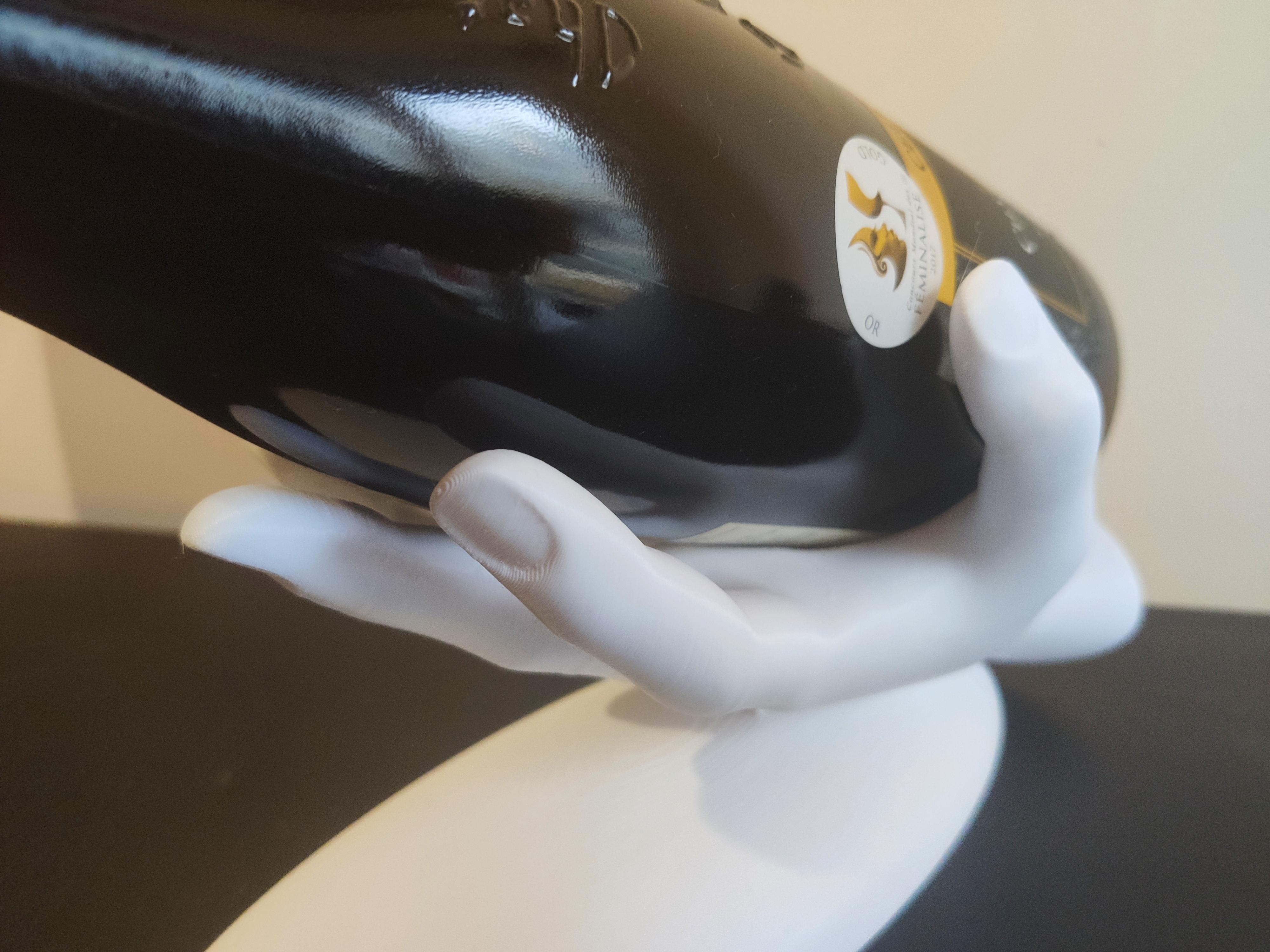 IMG_20210112_103201.jpg Descargar archivo STL Porta botella de vino de mano • Modelo imprimible en 3D, koukwst