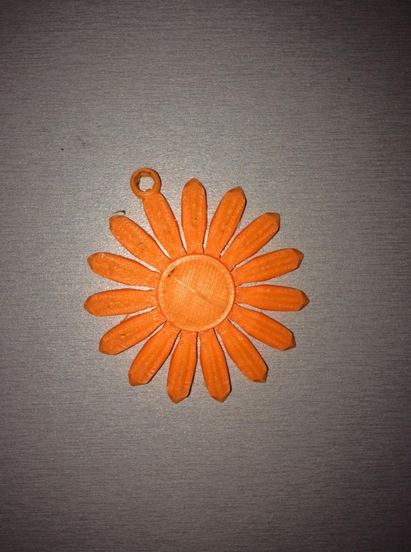 Capture d'écran 2017-04-26 à 16.46.50.png Download free STL file Sunflower • 3D print design, koukwst